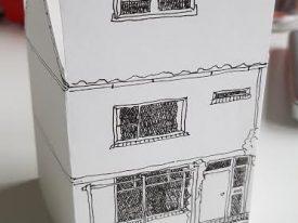 digitale kunstles – KIJK, jouw huis!